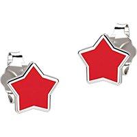 Nanan Earrings for Women On Sale, Red, Silver 925, 2019