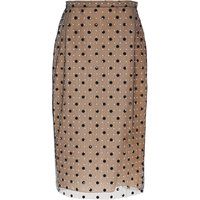 NO 21 Skirt for Women, Black, polyestere, 2019, 26 28