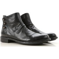 Officine Creative Boots for Women, Booties, Black, Leather, 2019, 3.5 4.5 5.5 6.5