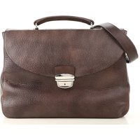 Orciani Briefcase for Men On Sale, Brown, Leather, 2019