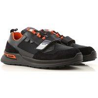 Prada Sneakers for Men On Sale, Black, Nylon, 2019, 10 11 6 7 9