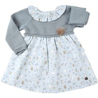 Paz Rodriguez Baby Dress for Girls On Sale, Heavenly, Cotton, 2019, 6M 9M