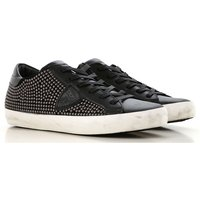 Philippe Model Sneakers for Women On Sale in Outlet, Black, Leather, 2019, 4.5 6.5 7.5