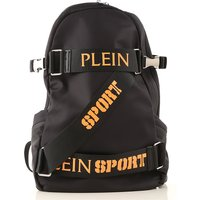 Philipp Plein Backpack for Men, Black, polyester, 2019