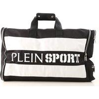 Philipp Plein Weekender Duffel Bag for Men On Sale, Black, Nylon, 2019