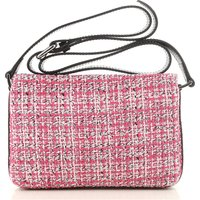 Pinko Shoulder Bag for Women On Sale in Outlet, Pink, Fabric, 2019