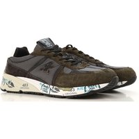 Premiata Sneakers for Men, Grey, Suede leather, 2019, 10.5 6.5 7 8 9 9.5