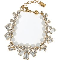 Paul Smith Bracelet for Women On Sale, White, Glass, 2019