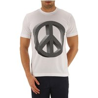 Paul Smith T-Shirt for Men On Sale in Outlet, White, Cotton, 2017, L S XL XXL