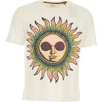 Paul Smith T-Shirt for Men On Sale, White, Cotton, 2019, M S XL