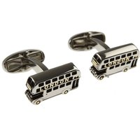 Paul Smith Cufflinks for Men On Sale, Silver, Brass, 2021