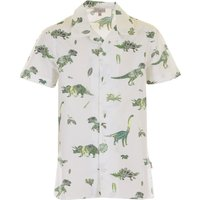 Paul Smith Kids Shirts for Boys On Sale, White, Cotton, 2019, 14Y 16Y