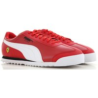 Puma Sneakers for Men On Sale, Red, Leather, 2019, 6.5 8