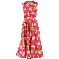 Pinko Dress for Women, Evening Cocktail Party, Pink, Cotton, 2019, 6 8