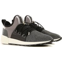 Sergio Rossi Sneakers for Women On Sale, Black, Leather, 2019, 3.5 4.5 5.5 6.5 7.5