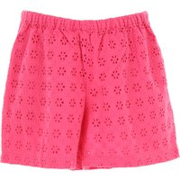Ralph Lauren Kids Shorts for Girls On Sale in Outlet, Fuchsia, Cotton, 2019, 12Y 14Y 3Y 8Y