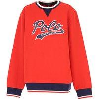 Ralph Lauren Kids Sweatshirts & Hoodies for Boys On Sale in Outlet, Red, polyester, 2019, 2Y 3Y 4Y 6