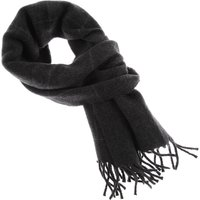 Ralph Lauren Scarf for Men On Sale, Charcoal Grey, Wool, 2019