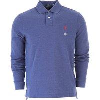Ralph Lauren Polo Shirt for Men, navy, Cotton, 2019, L M S XL
