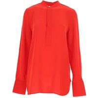 Ralph Lauren Camisa de Mujer, Rojo