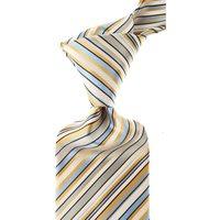 Stefano Ricci Ties On Sale, Yellow, Silk, 2019