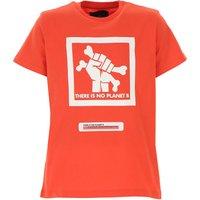 John Richmond Kids T-Shirt for Boys On Sale, Red, Cotton, 2019, 10Y 12Y 14Y 8Y