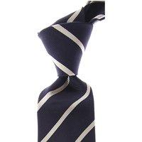 Roda Ties On Sale, Blue Dark, Cotton, 2021
