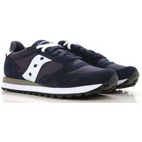 Saucony Sneakers for Men On Sale, Blue Navy, suede, 2019, US 7 - EU 40 US 8 - EU 41 US 8.5 - EU 42