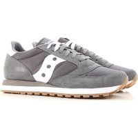 Saucony Sneakers for Men On Sale in Outlet, Grey, suede, 2019, US 10.5 - EU 44.5 US 11 - EU 45 US 7