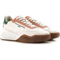 Stella McCartney Sneakers for Women On Sale, Cream Ivory, polyamide, 2019, 2.5 4.5 5.5 7.5 8.5