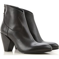 Strategia Boots for Women, Booties, Black, Leather, 2019, 3.5 4.5 6.5 7.5