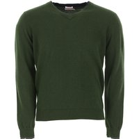 Sun68 Sweater for Men Jumper On Sale in Outlet, Green, Cotton, 2019, S XL