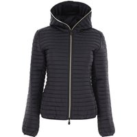 Save the Duck Jacket for Women On Sale, Black, polyester, 2019, 6