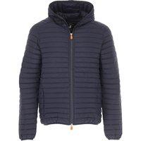 Save the Duck Jacket for Men, Blue Navy, Nylon, 2019, XL XXL