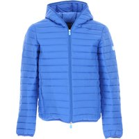 Save the Duck Jacket for Men On Sale in Outlet, Blue Marine, polyester, 2019, L M
