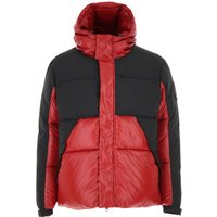 Save the Duck Jacket for Men, Red, polyester, 2019, L XL