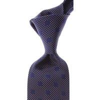 Gianni Versace Corbatas Baratos en Rebajas, Azul Marina, Seda, 2019