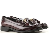 Tods Loafers for Women, mosto, Patent Leather, 2019, 3.5 4 6