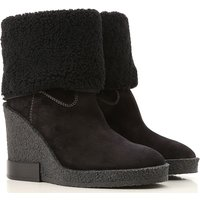 Tods Boots for Women, Booties On Sale in Outlet, Black, suede, 2021, 3.5 6.5 7.5