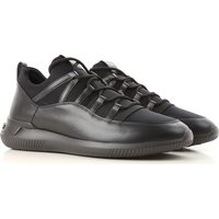 Tods Sneakers for Men On Sale, Black, Leather, 2019, 10 5 5.5 6 6.5 7 7.5 8 8.5 9