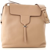 Tods Handbags On Sale, Beige, Leather, 2019