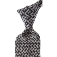 Tom Ford Ties On Sale, Black, Silk, 2019