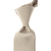 Tom Ford Ties On Sale, Golden Yellow, Silk, 2019