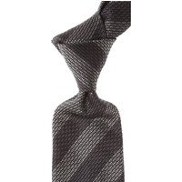 Tom Ford Ties On Sale, Anthracite, Silk, 2019