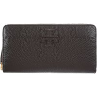 Tory Burch Wallet for Women, Black, Leather, 2019