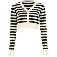 Twin Set by Simona Barbieri Sweater for Women Jumper On Sale, Papyrus, Viscose, 2019, 10 6 8