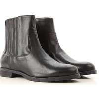 Twin Set by Simona Barbieri Chelsea Boots for Women On Sale, Black, Leather, 2019, 3.5 4.5 5.5 6.5