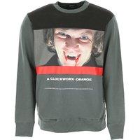 Undercover Sweatshirt for Men On Sale, Khaki, Cotton, 2019, L M XL