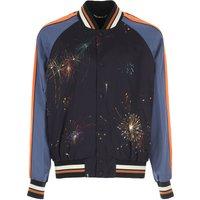 Valentino Jacket for Men On Sale in Outlet, Multicolor, Viscose, 2019, L XL