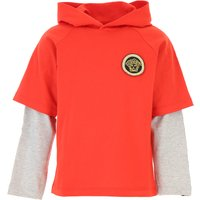 Versace Kids T-Shirt for Boys On Sale in Outlet, Red, Cotton, 2019, 4Y 8Y